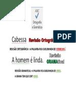 revisão gramatical e de ortografia word 2016