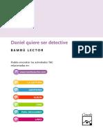Preguntas Daniel Quiere Ser Detective