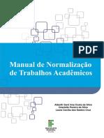 Manual de Normalizacao Ifb - Versao Download