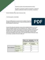 Educacion Matematica Critica