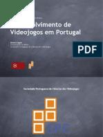 Desenvolvimento de Videojogos em Portugal