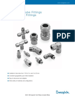 MS-01-140 Gaugeable Tube Fittings and Adapter Fittings