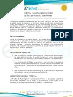 Lineamientos Practica Profesional Regencia de Farmacia 3