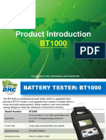 DHC BT1000 Product Introduction_20180314