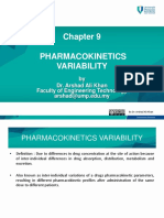 Chapter 9 Pharmacokinetic Variability.pptx