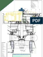 Plano de Turbina Kaplan123-Model