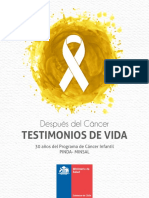Despues Del Cancer