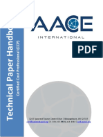 AACE CCP Technical Paper Hand Book