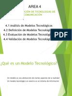 AREA 4 DISEÑO DE SOLUCIONES TECNOLOGICAS.ppt
