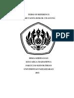 Term of Reference Hari Tanpa Rokok
