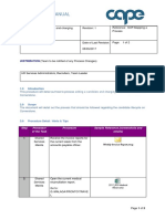 HR Services Manual - Adding and Changing Candidate Status