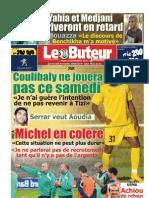 LE BUTEUR PDF du 11/11/2010