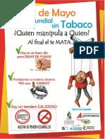Lineamiento Dia Mundial Sin Tabaco