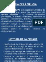 HISTORIA CX