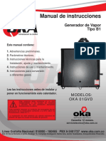Manual Generador de Vapor 01gvd 1