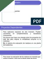 FORMULACIÓN DE PROYECTOS (CLASE 1)