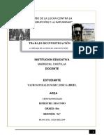 Trabajo de Investigación sobre la década de 1980 en el Perú