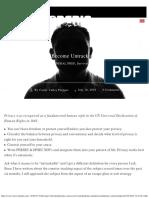 How to Become Untrackable - Part 1 _ Survivopedia