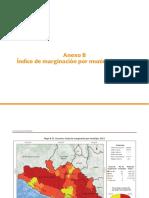 Índice de Marginación Por Municipio (2015)