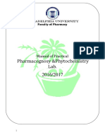 BOOK Pharmacognosy Lab Manual