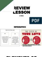 Review Lesson ETECH