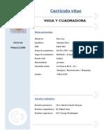 CV - Vigia - RosaLuz