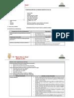 Planificación II Unidad Didáctica Ept 4 Grado