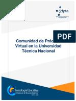 Comunidad de Practica Virtual