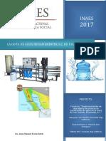 Proyecto Gota de Agua Anexo B1