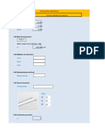 Iluminacion en Excel BCP
