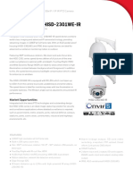 3_ Hisd-2301we Hisd-2301we-Ir Speed Dome
