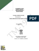 TenderDocumentElectroMechanicalSystemforBallastHopper (1)