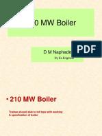 210 MW Boiler.ppt