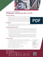 BV Lift Directive (95  16  EC)