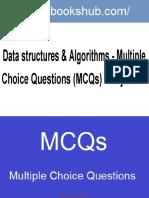 Data Structures Algorithms Multiple Choice Questions MCQs.pdf