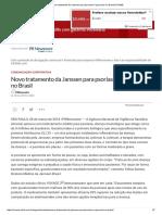 Novo Tratamento Da Janssen Para Psoríase é Aprovado No Brasil _ EXAME