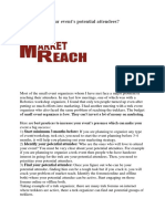 How to reach your event.pdf