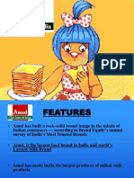 Case Study on Marketing Strategy of Amul_53250032.ppt