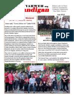 Sandigan - Jul 2019 (Vol.27, No.7 + Bulletin)