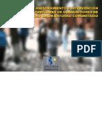 Guía de intervención psicológica para familiares consumidores de droga