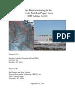 Mule Deer Monitoring 2010 Annual Report