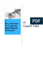 7 Key Factors to Control Hypertension