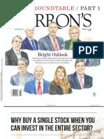 Barron s Magazine January 15 2018
