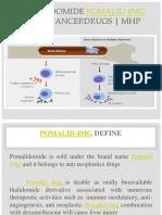 Pomalidomide Pomalid 4mg | Anticancerdrugs | MHP