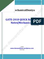 Gate formula