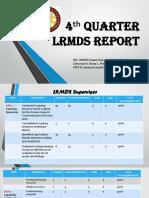 2018 4th Quarter LRMDS Report.pptx