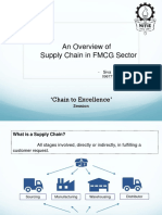 Supply Chain in FMCG Sector