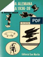 Editorial San Martín - La Ayuda Alemana a España 1936-39
