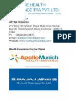 Heritage Health Insurance Tpa Pvt. Ltd.