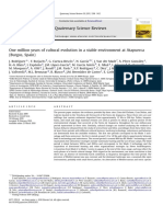 One Million Years of Cultural Evolution in a Stable Environment at Atapuerca (Burgos, Spain) - Quaternary Science Reviews - 2011